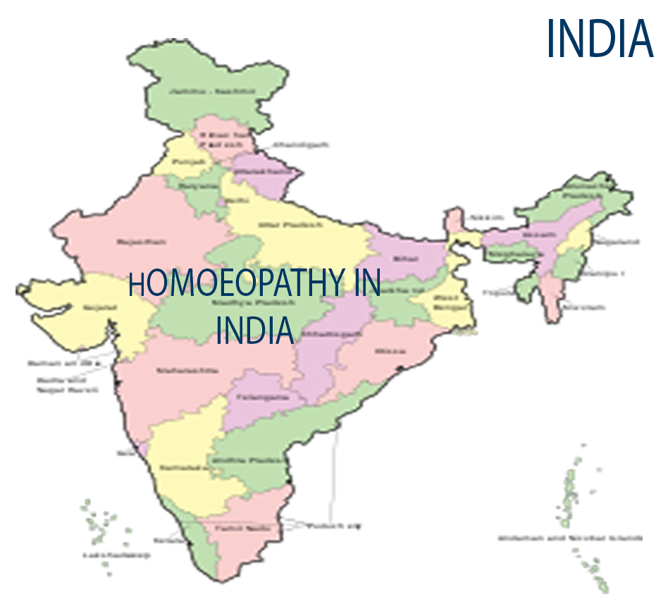 HOMOEOPATHY IN INDIA J. N. HAZRA, M.D.