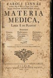 SOME POSSIBILITIES OF THE MATERIA MEDICA